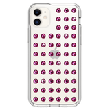 EXTRAVAGANZA ᛫ CLEAR ᛫ protective cover with Swarovski Crystals for iPhone 11