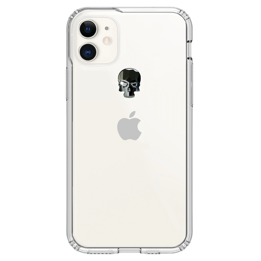 TREASURE ᛫ CLEAR ᛫ protective cover with Swarovski Crystals for iPhone 11