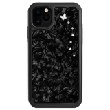 PAPILLON ᛫ BLACK SHELL ᛫ Protective Cover with Swarovski® Crystals for iPhone 11 PRO - Bling My Thing