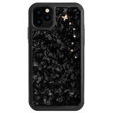 PAPILLON ᛫ BLACK SHELL ᛫ protective cover with Swarovski Crystals for iPhone 11 PRO - Bling My Thing