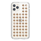 EXTRAVAGANZA ᛫ CLEAR ᛫ protective cover with Swarovski Crystals for iPhone 11 PRO - Bling My Thing