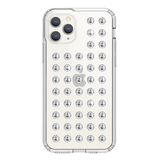 EXTRAVAGANZA ᛫ CLEAR ᛫ Protective Cover with Swarovski® Crystals for iPhone 11 PRO - Bling My Thing