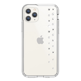 LUX ᛫ CLEAR ᛫ protective cover with Swarovski Crystals for iPhone 11 PRO - Bling My Thing