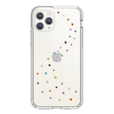 MILKY WAY ᛫ CLEAR ᛫ protective cover with Swarovski Crystals for iPhone 11 PRO - Bling My Thing