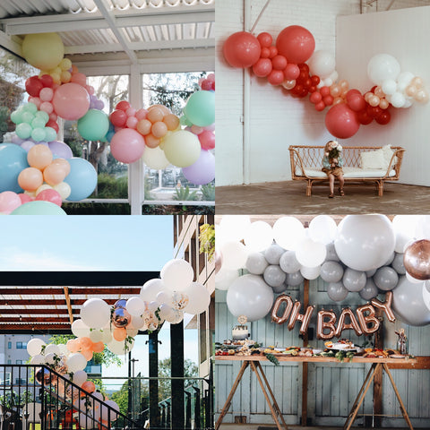 Parties Made Pretty Perth Balloon Installation