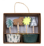 Meri Meri Lets Explore - Cupcake Kit