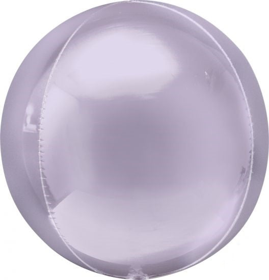 Orbz Balloon - Pastel Lilac