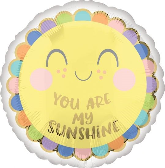 You are my Sunshine Foil Balloon