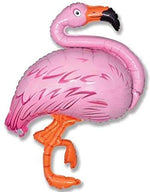 Flamingo Foil Balloon