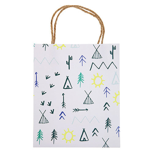Meri Meri Lets Explore - Party Bags