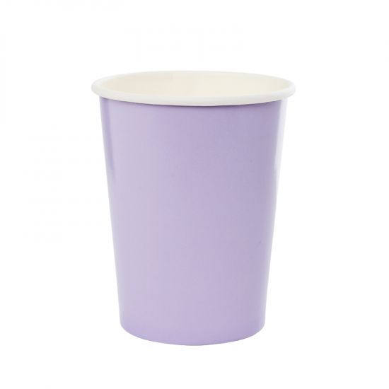 Pastel Lilac Cups