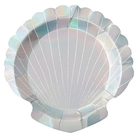 Lets Be Mermaids - Shell Plate