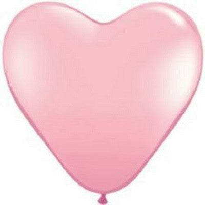 Giant Pink Heart Balloon