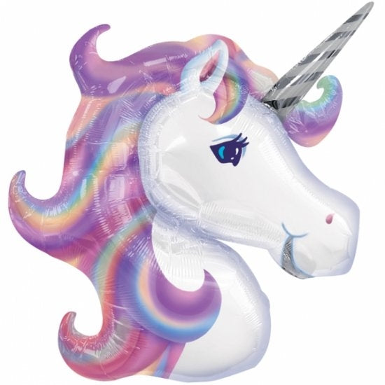 Pastel Unicorn Foil Balloon