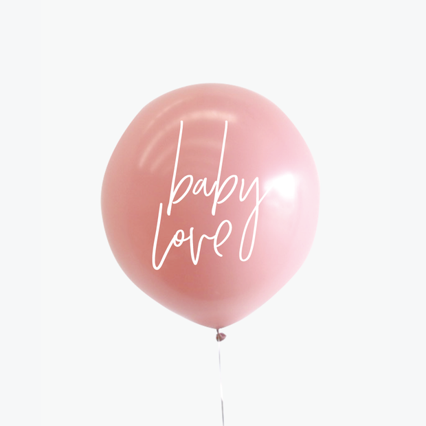 The Wild Ones Co x PMP - Baby Love Decal