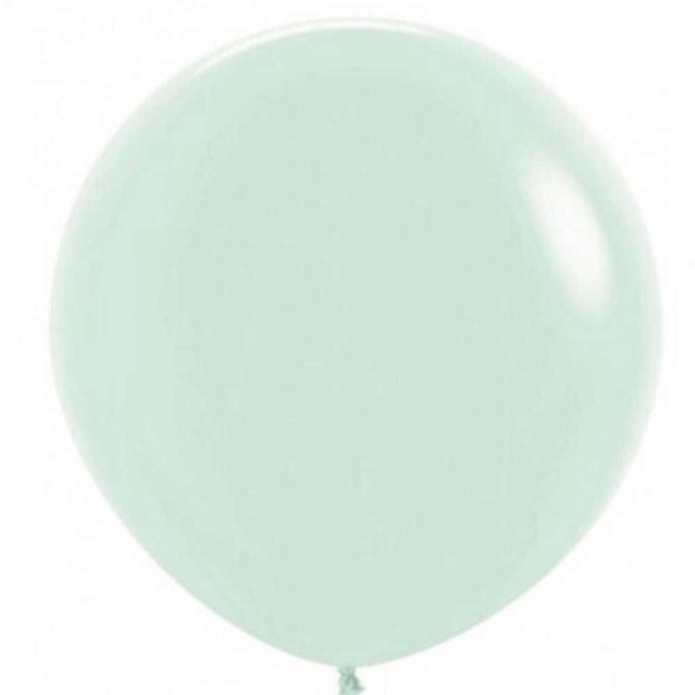 Giant Pastel Green Balloon