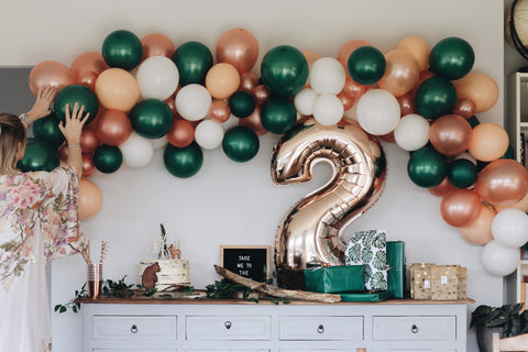 Parties Made Pretty - Into The Wild Balloon Garland Kit