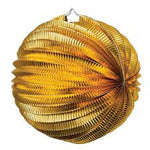 Paper Lantern - Metallic Gold