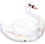 Sweet Swan Foil Balloon