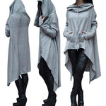 Alice™ PLUS - The Asymmetric Hoodie