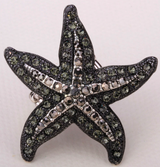 Starfish Stretchable Ring (Model: BDR6)