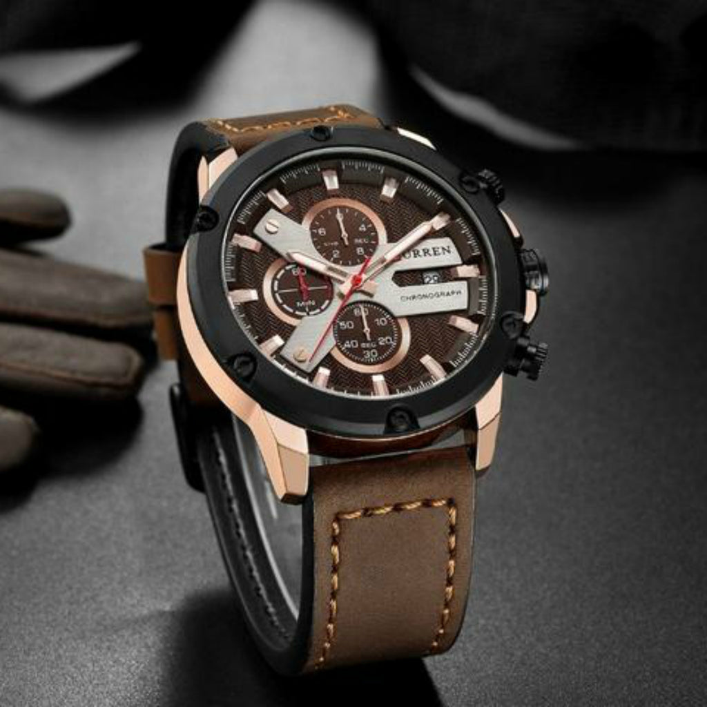 Curren™ Chrono Statement