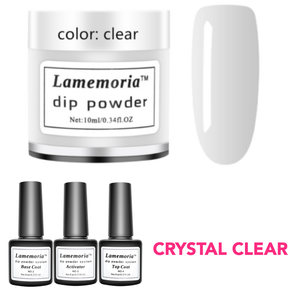 Color Me Pretty Dip Powder Discovery Kit