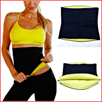 Sweat-to-Slim Waist Belt