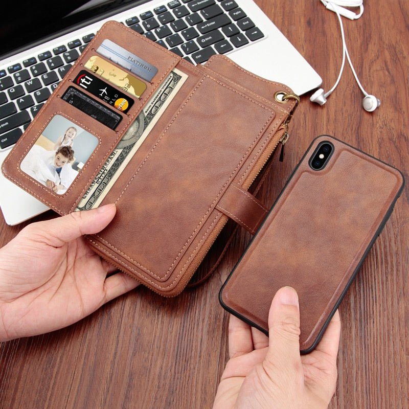 All-Purpose Phone Wallet for iPhone