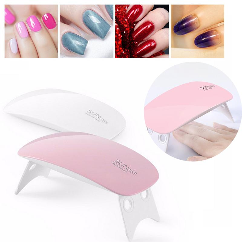 UV LED Mini Nail Lamp