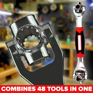 Ultimate 48-in-1 Lord Of The Wrenches Power Tool