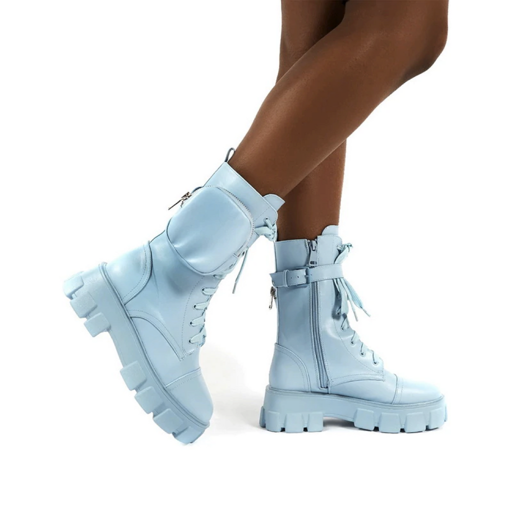 2020 Hottest PocketBoots™ Zip-Up Mid-Calf Boots