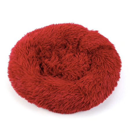 The Snuggle Bed for Pets - Fluffy, Warm & Cosy