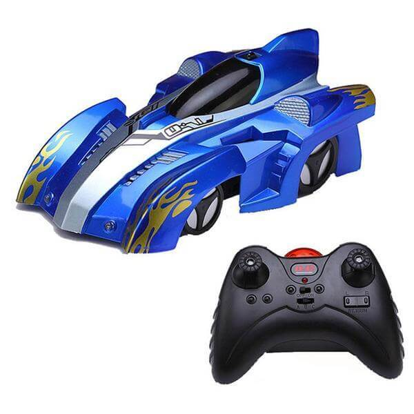 Wall Climbing Anti Gravity Remote Control Car