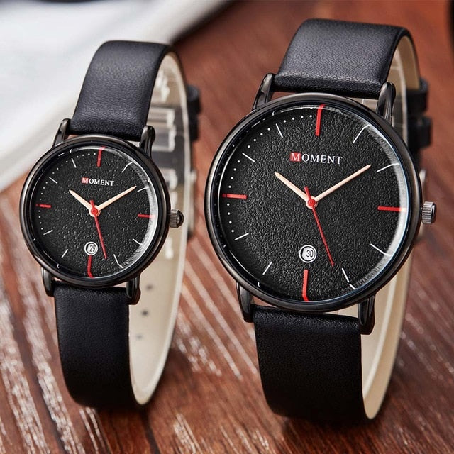 Classic Couple Watch Set