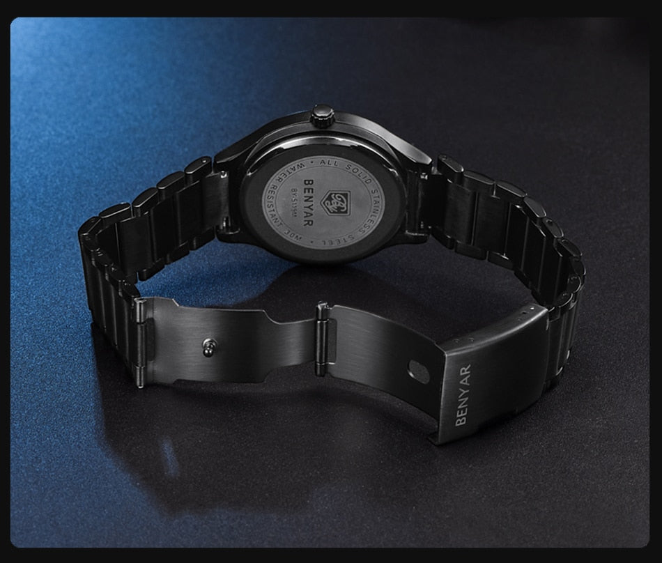 BENYAR™ Modern Couple Watch Set