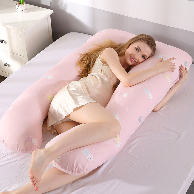 Pregnancy Pillow - U-Shape Support Pillow For Pregnant Women