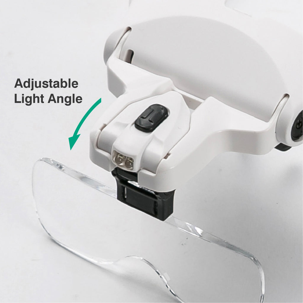 CraftPal Rechargeable Magnifier with Light