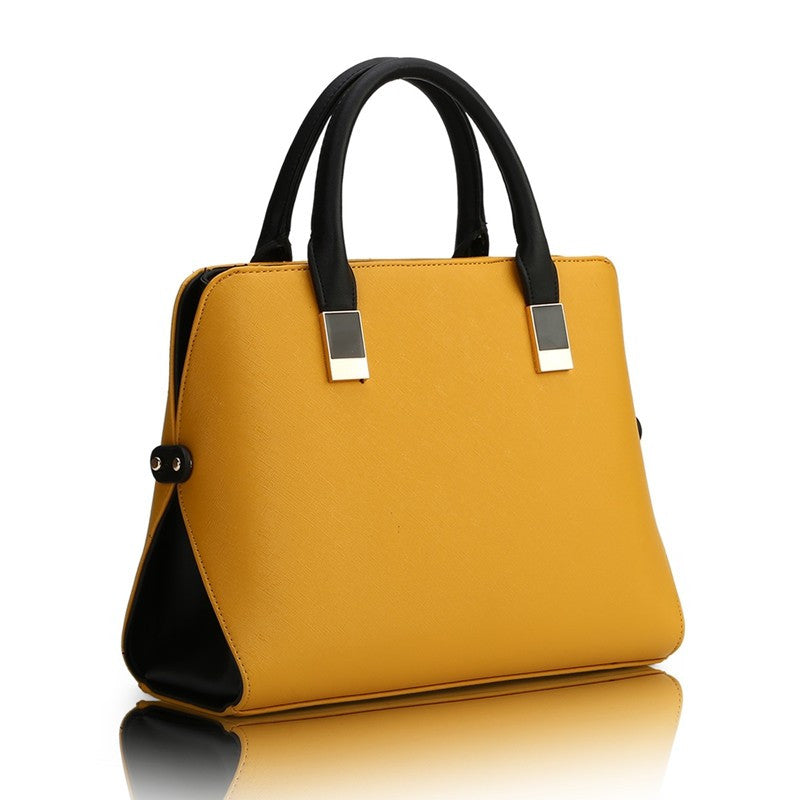 Stylish Chic Ladies Tote / Crossbody Handbag (Model: HB003)