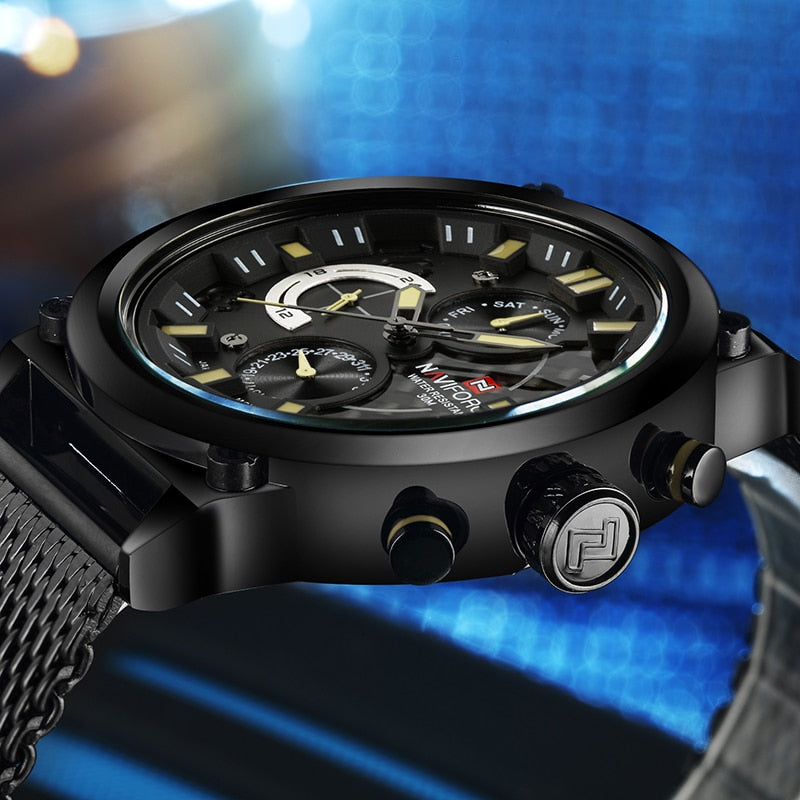NAVIFORCE™ Smart Sports Watch