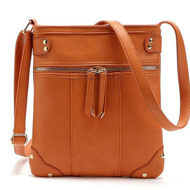 Everyday Luxury Cross-Body Bag