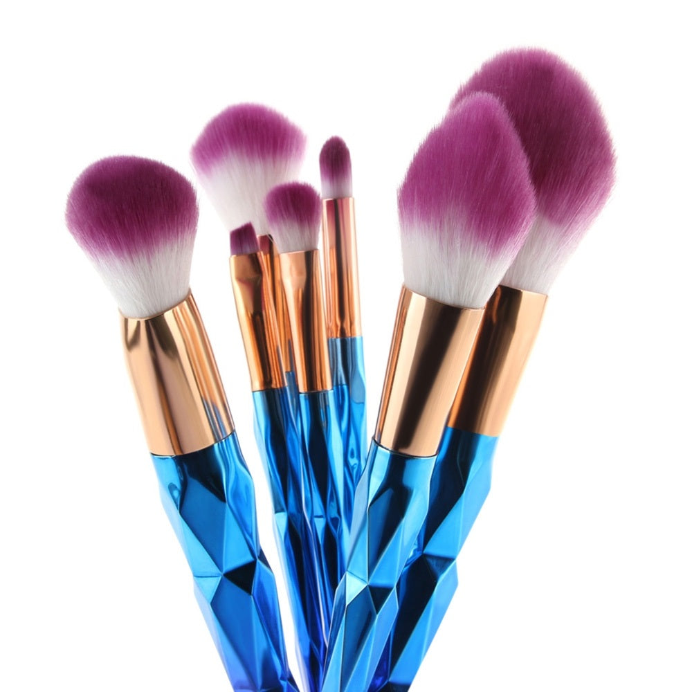 Rainbow Magic Makeup Brush Set