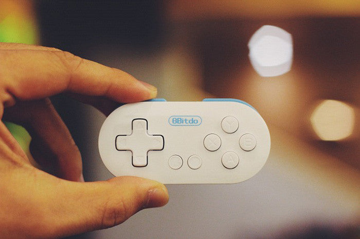 8Bitdo - The Game Controller For Your Phone / Tablet