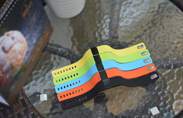 Flash Fitness Tracking Wristband