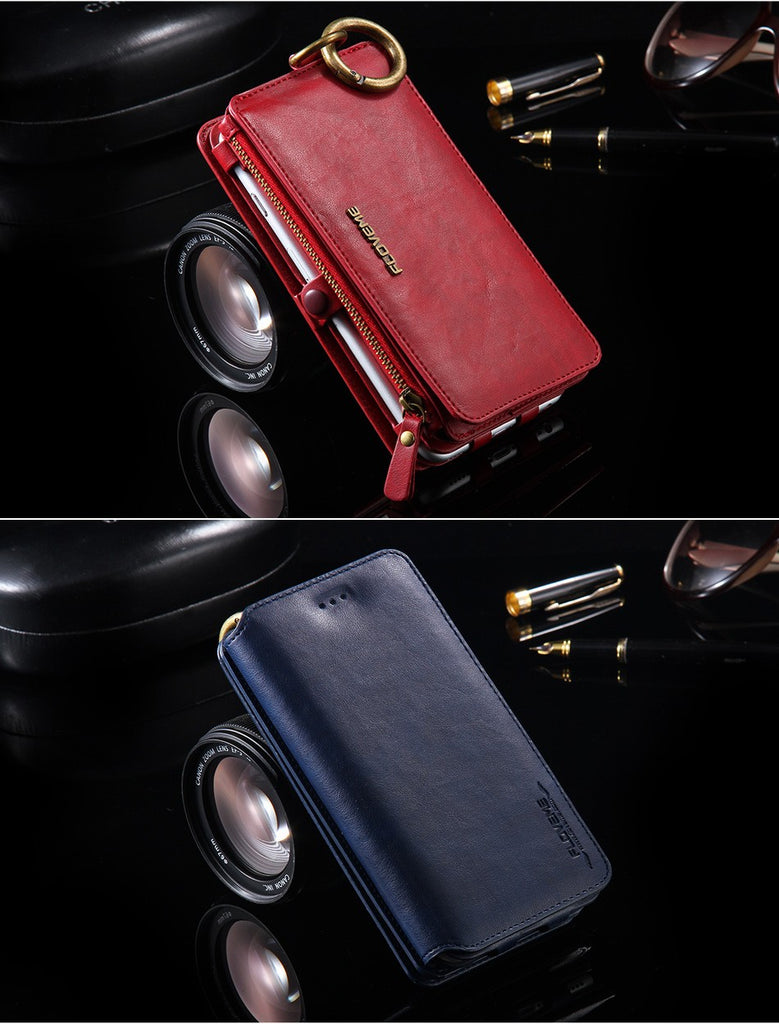 Classic Phone Wallet for iPhone