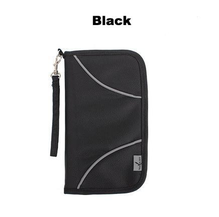 TravelSky™ RFID Secure Large Capacity Wallet