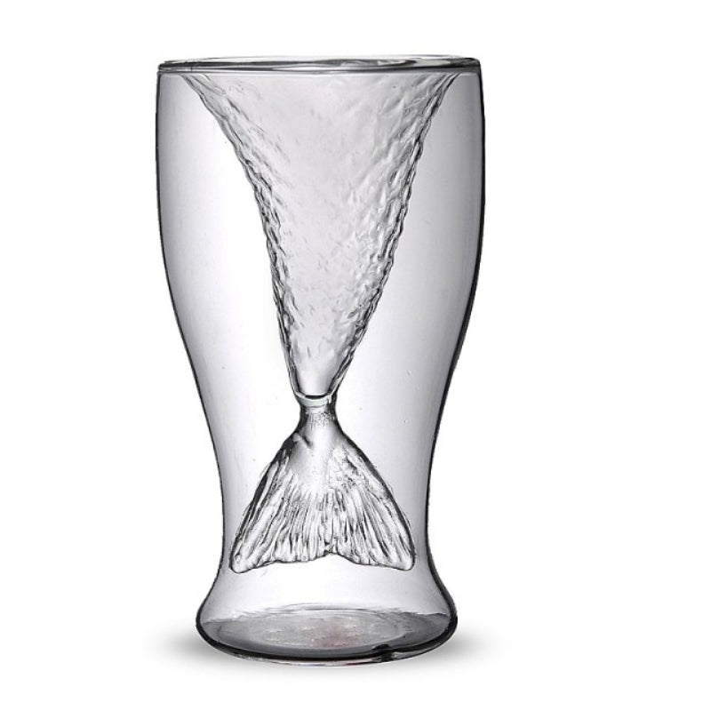 Mermaid Cocktail Glass
