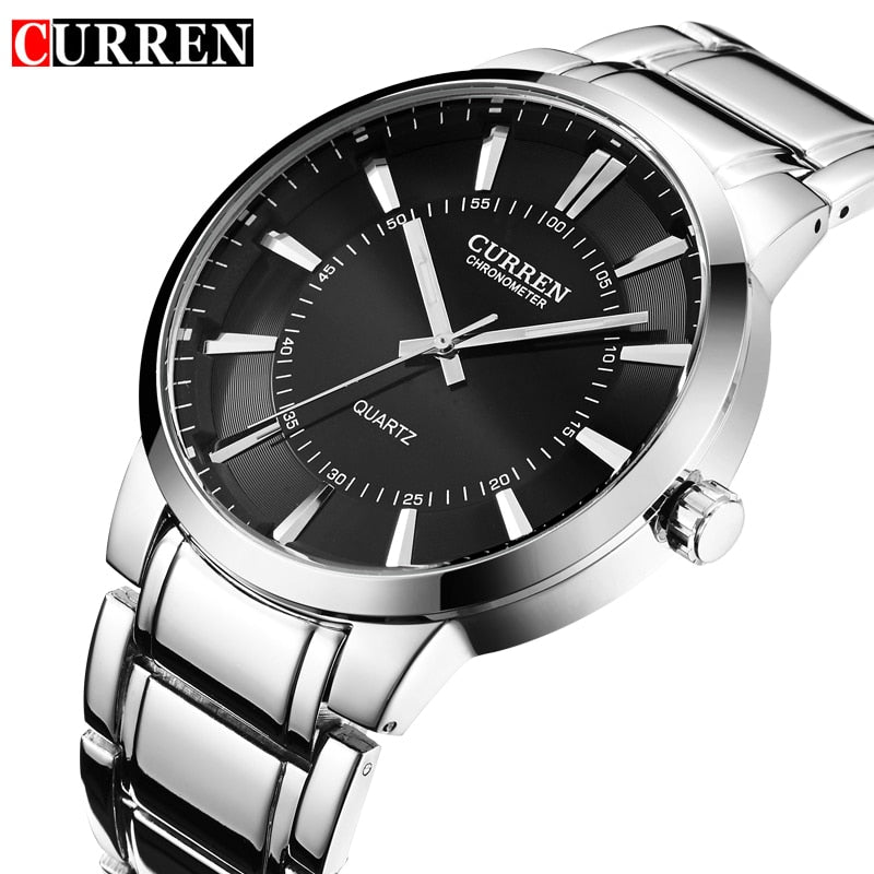 Curren™ Luxury Steel Watches