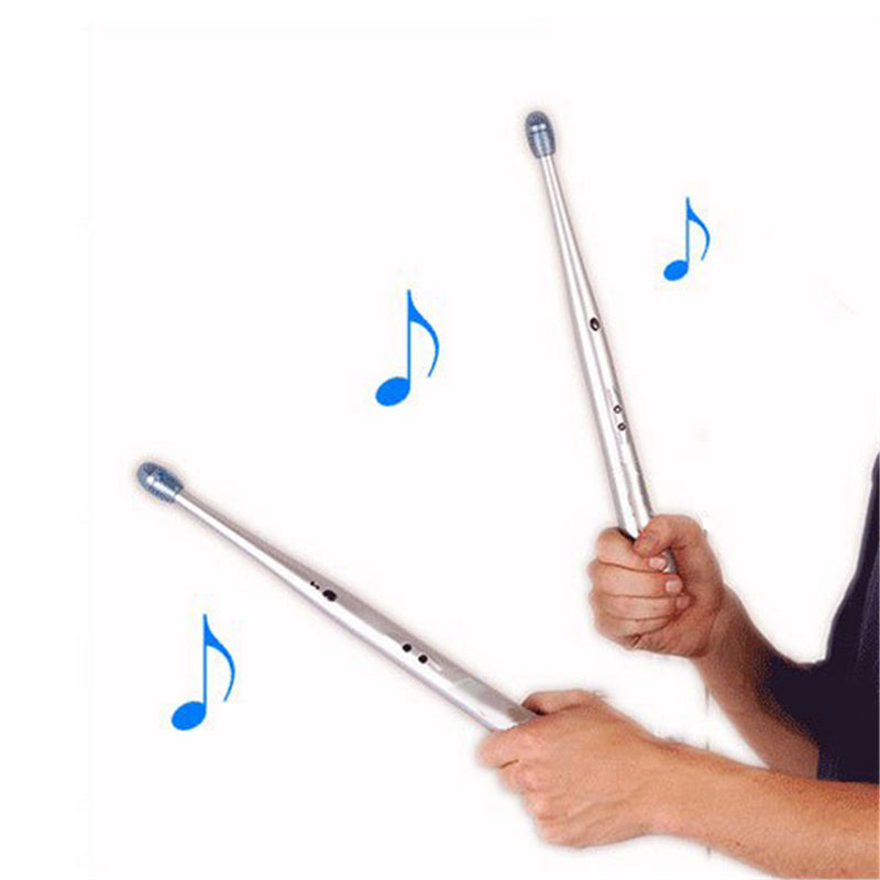 Electric Drum Air Sticks - No Drum Required!