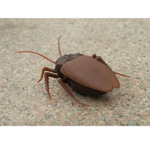 Edgar - The Creepy Remote Control Cockroach (batteries included for an instant prank!)